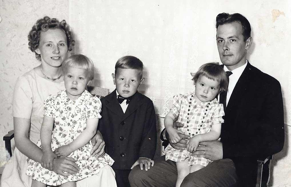 Hakola perhe