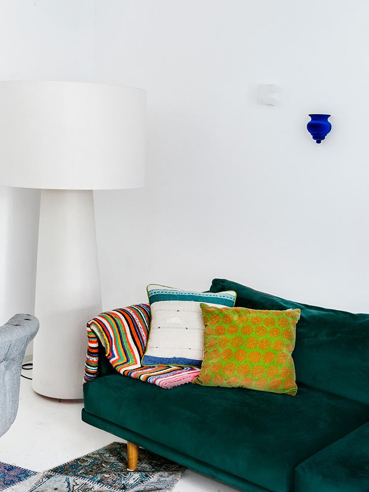 Hakola Friends: Lazy-sohva Tanjan kotona