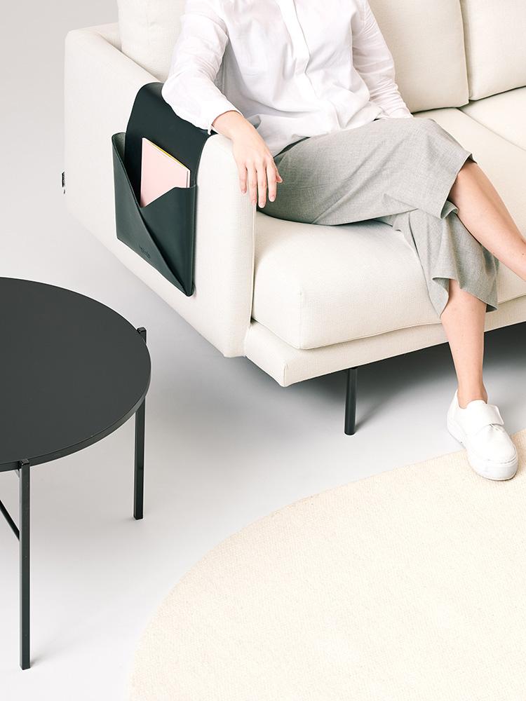 Hakola Note-säilytin ja Lazy-sohva