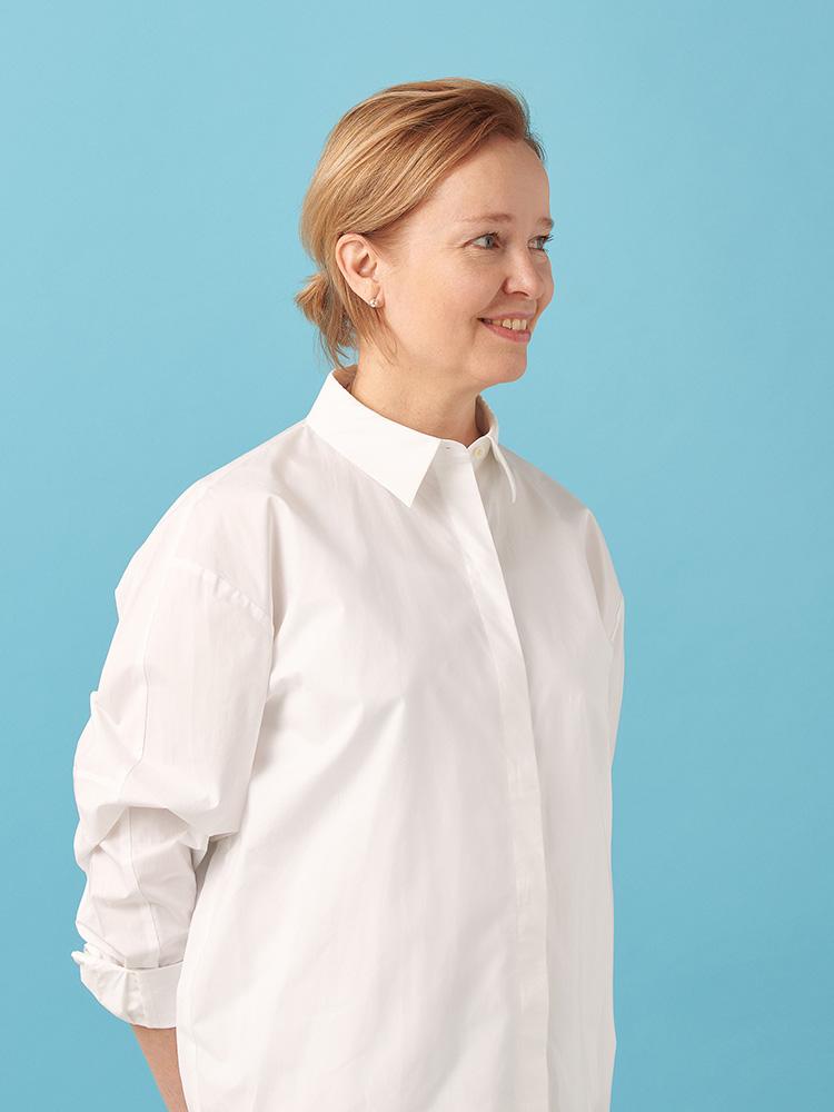 Suunnittelijan Petra Lassenius