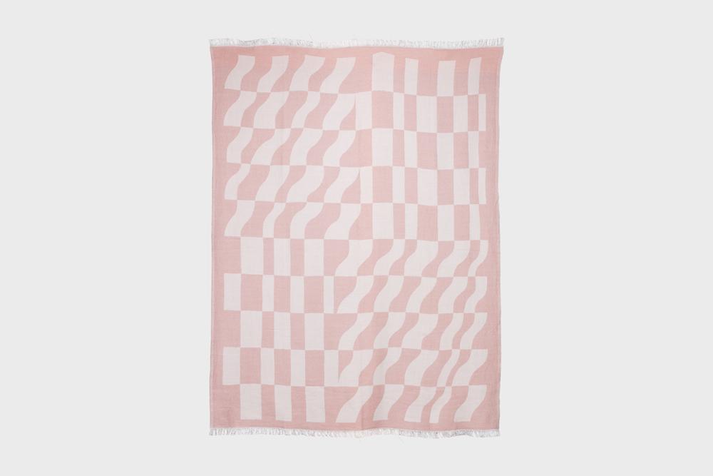 Hakola Laine-villahuopa vaaleanpunainen