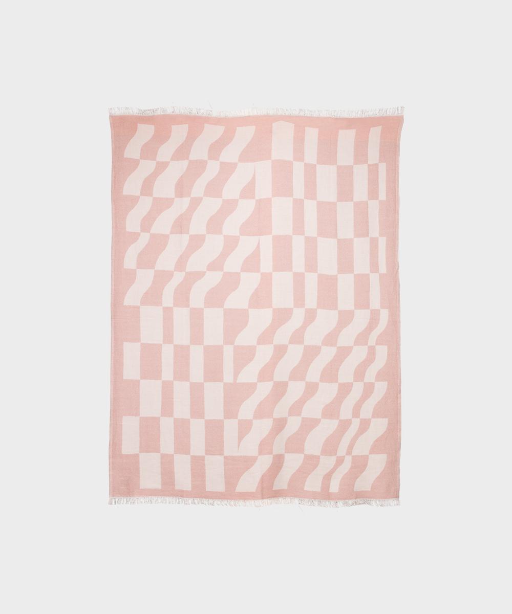 Hakola-Laine-huopa-vaaleanpunainen