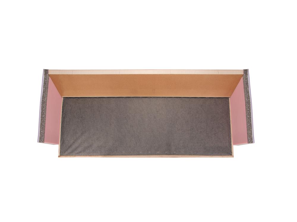 Hakola sohvan runko verhoiltuna