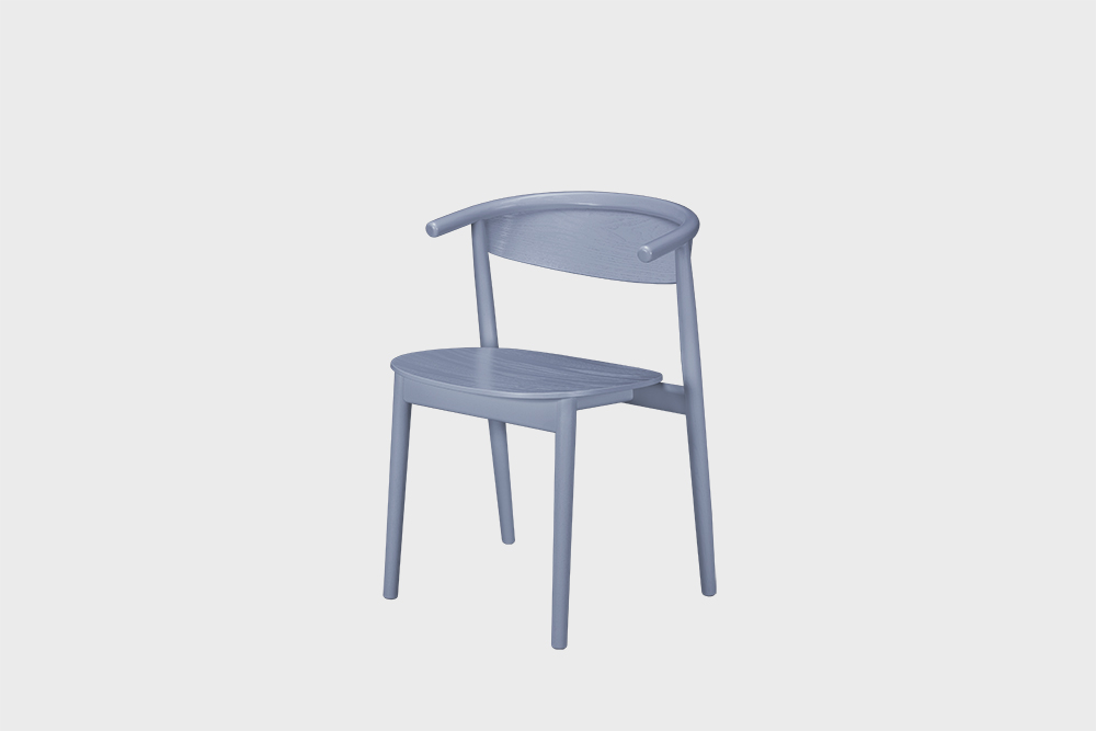 Hakola Mama-tuoli siniharmaa