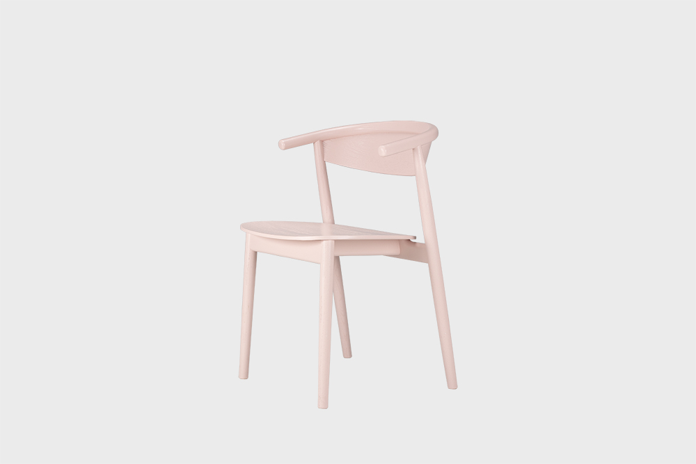 Hakola Mama-tuoli vaaleanpunainen