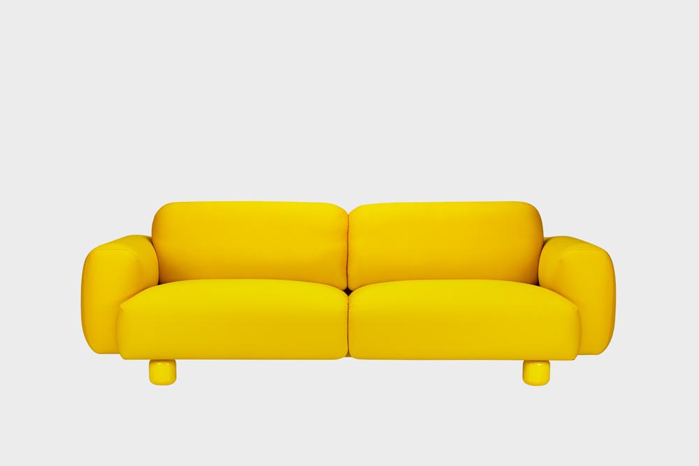 Hakola Jumbo Wool 3:n istuttava sohva