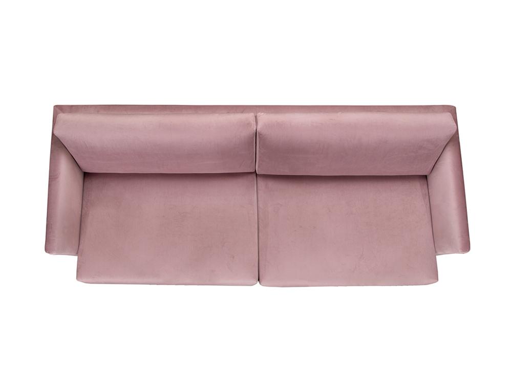 Hakola Lazy Velvet -sohva verhoiltuna Musone-kankaalla