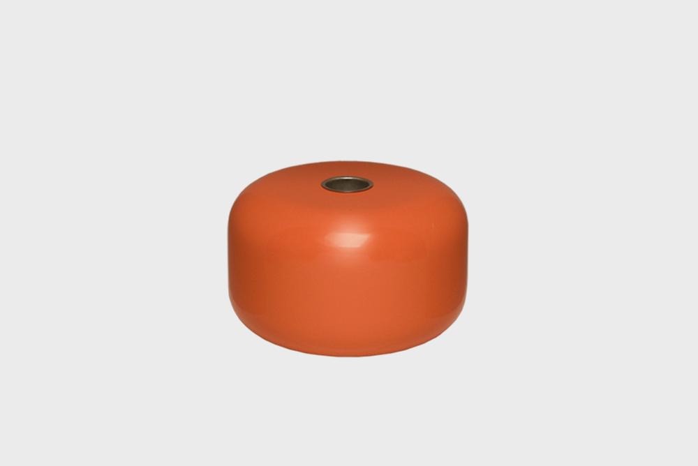 Hakola Sulo-kyntttilänjalka punainen