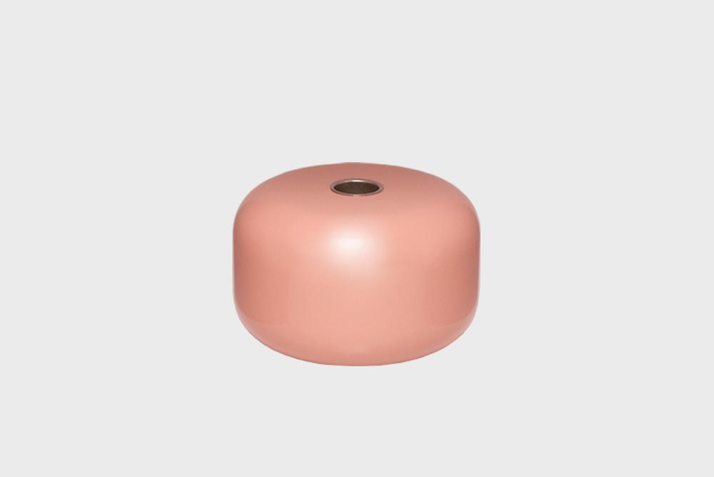 Hakola Sulo-kyntttilänjalka vaaleanpunainen