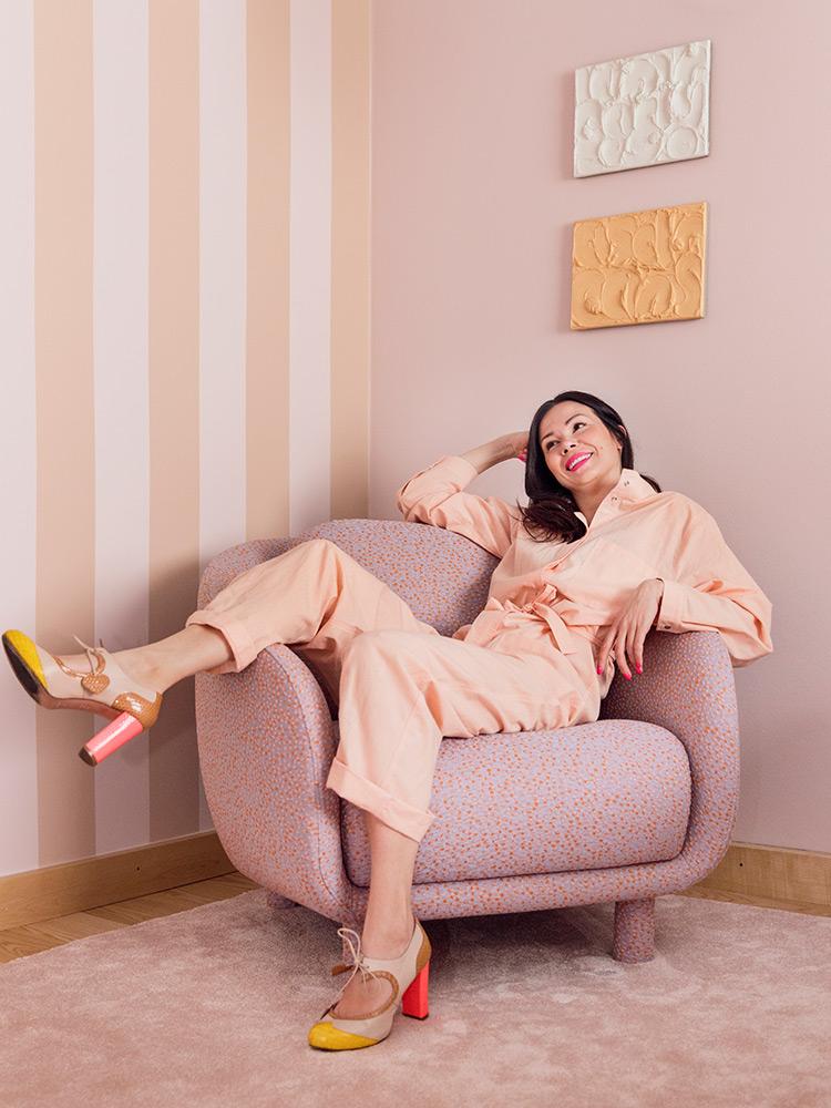 Hakola Vaaleanpunainen kapina huone hanasaaressa